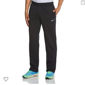 NIKE swoosh Sweatpants Boys Large